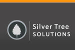 Silver Tree Solutions logo.
